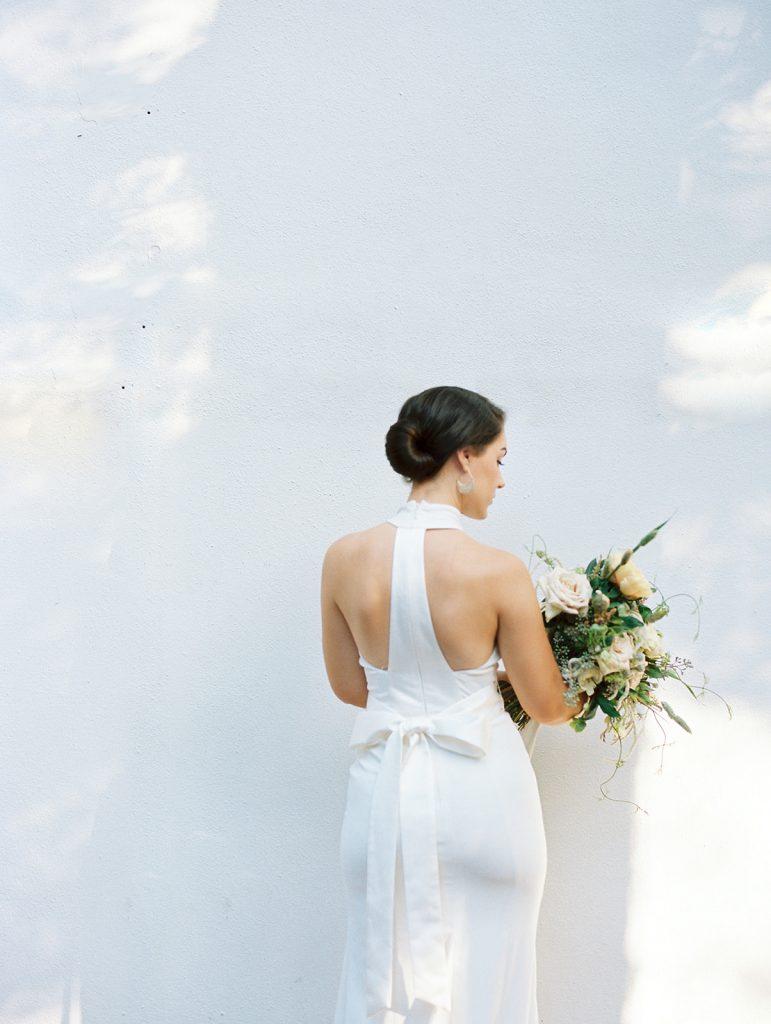 intimate savannah wedding